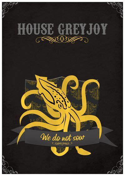 house greyjoy house greyjoy game of thrones pinterest