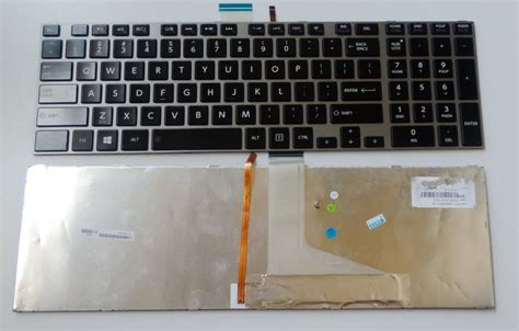 Laptop With Lighted Keyboard by New For Toshiba Satellite L850 L850d Series Laptop Us