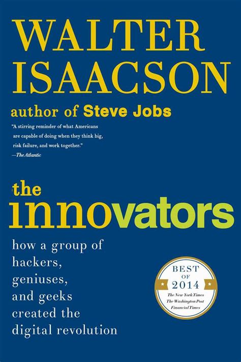 the innovators by walter isaacson read online