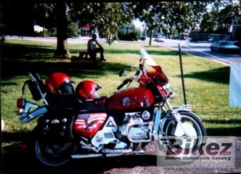 1977 honda gl 1000 gold wing specifications and pictures