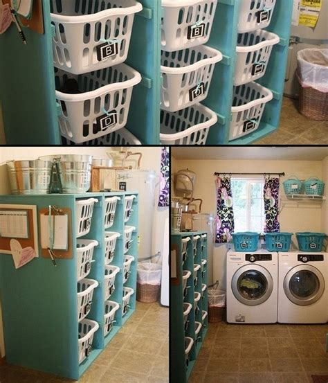 Storage Ideas For Small Laundry Room 40 Clever Laundry Room Storage Ideas Home Design Garden Architecture Magazine