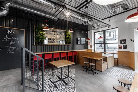 interior design container cafe get some design inspiration from these walls covered in