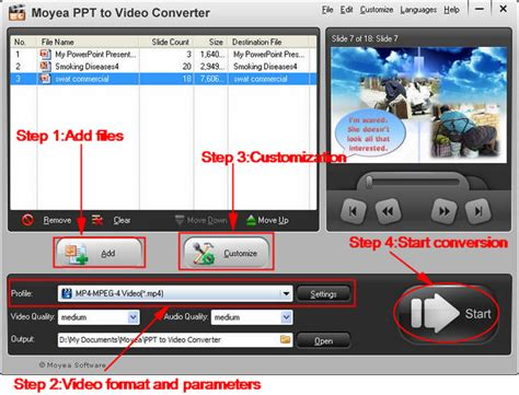 How To Convert Powerpoint Files To Blackberry Playbook Powerpoint Playbook