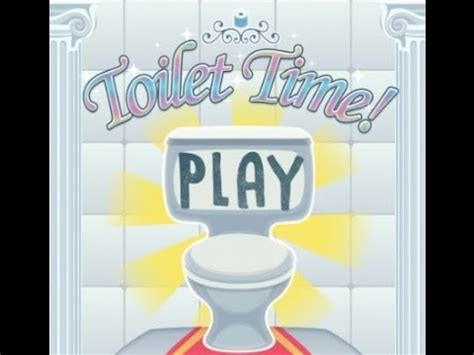 toilet time mini to play in the bathroom app