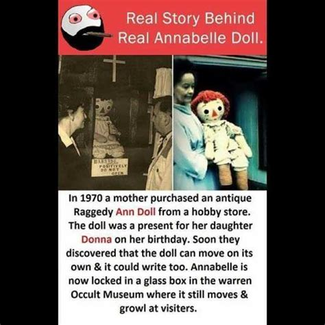 annabelle doll true story images of annabelle doll real the best image 2017