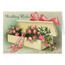 happy birthday cards for my vintage happy birthday card zazzle
