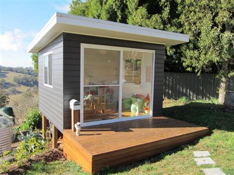 photos of cubby houses