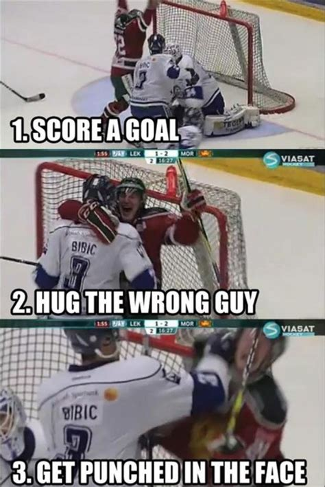 Funny Hockey Memes - ice hockey funny pictures and gifs 15 pics 11 gifs