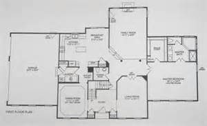 house plans first floor master first floor master bedrooms floor plans not as easy as