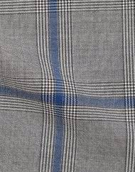 tailored 2 piece suit fabric 4358 houndstooth check brown tailored 2 piece suit fabric 4603 glencheck windowpane blue