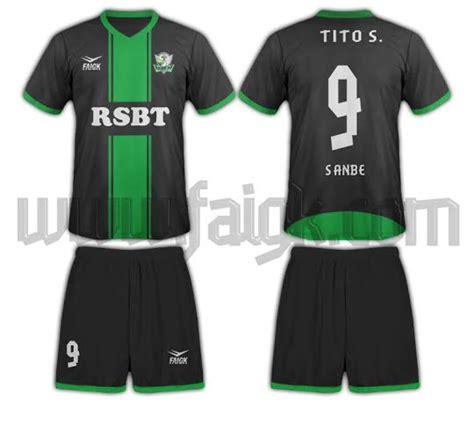 Baju Bola Desain Sendiri desain jersey bola anda sendiri bersama faigk faigk faigk