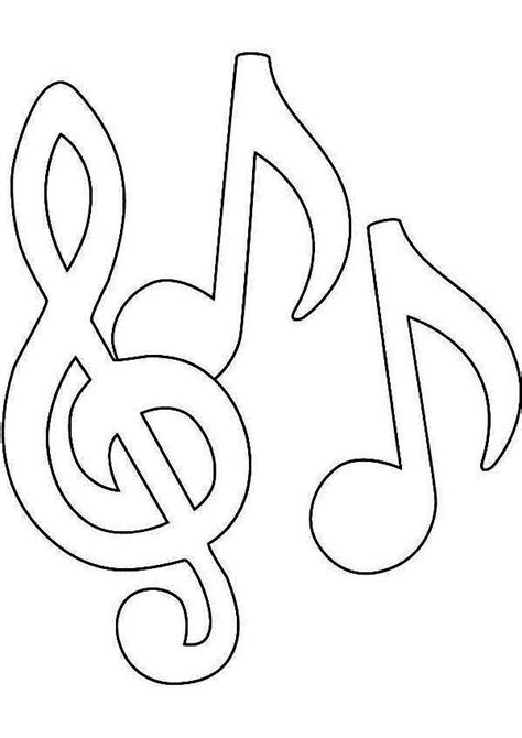 coloring pages free music music notes coloring pages clipart panda free clipart