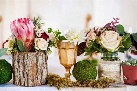 Wedding Centrepiece Ideas by 10 Budget Friendly Centrepiece Ideas