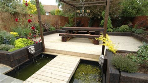 essex garden designer the water feature garden garden