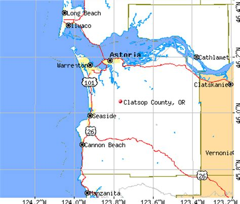 opinions on clatsop county oregon