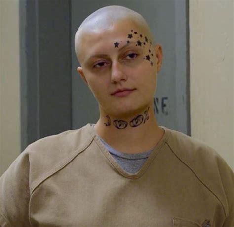Bald Ladies In Prison | orange is the new black s skinhead helen is unrecognisable