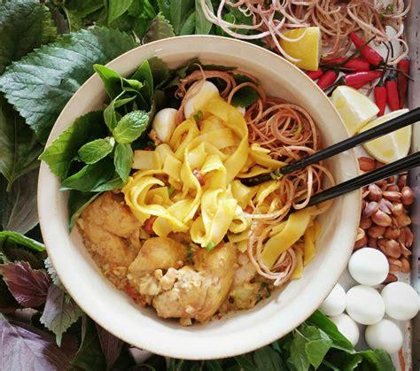 dẠquang mi quang special food of da nang