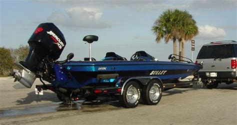 bass boat central boards list your bullet set ups and performance numbers