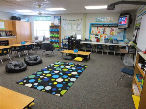 comfortable classroom setting up for second mid year update alternative seating