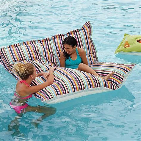 luxe edition king float eclectic pool toys and floats