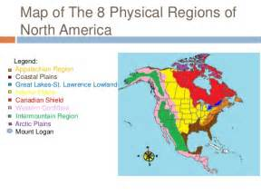 physical regions of america