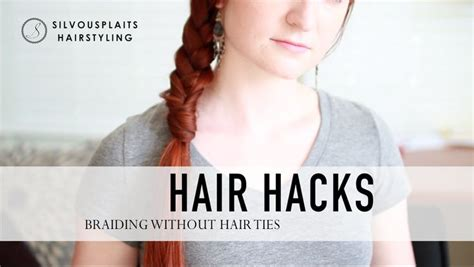 15 super easy hair hacks for all us lazy girls h 229 r 18 best images about beautiful every day hair on pinterest