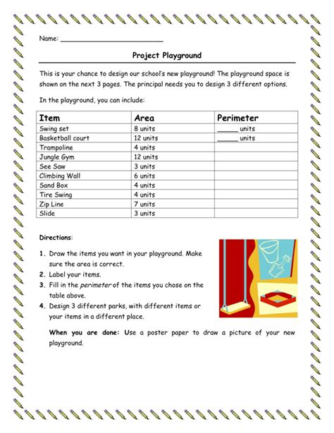 email layout worksheet email you three 3rd grade area and perimeter worksheets by