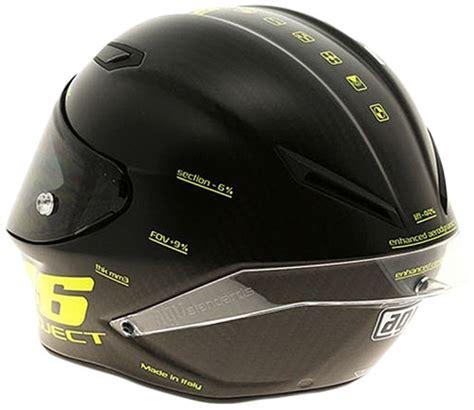 Helm Agv Pista Project 46 710 29 agv pista gp project 46 2 0 helmet 996315