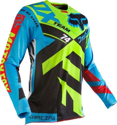mens motocross gear 59 95 fox racing mens 360 divizion jersey 235455