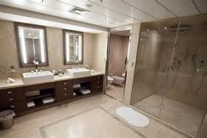6 best cruise ship bathrooms cruise critic