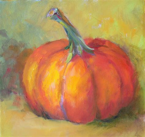 pumpkin paintings whitehouse paintings pumpkin 11 painting by az