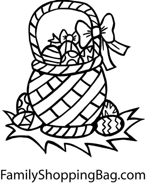 dltk coloring pages for easter easter coloring pages easter egg basket coloring pages