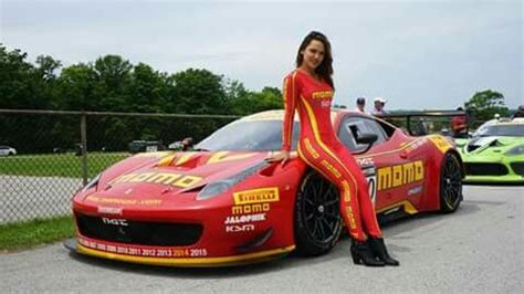 Ferrari Girls by 458 Ferrari Girl Auto Racing Pinterest Girls And Ferrari