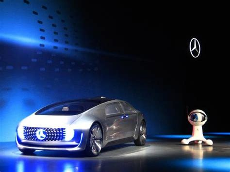 car of the future emerges at las vegas electronics show