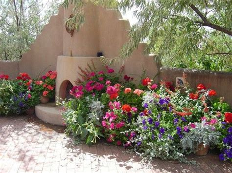 southwest garden color for the garden pinterest