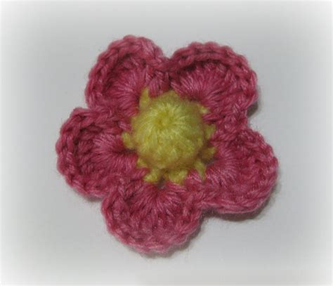 pattern crochet a flower crochet flower pattern rose free patterns