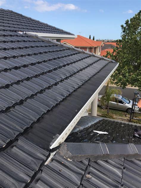 tile roof restoration bendigo tile roof 6 cpr gutter protection