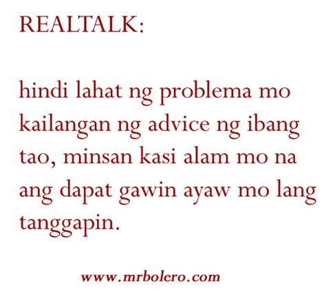 quotes about love tagalog patama mr bolero quotes collections