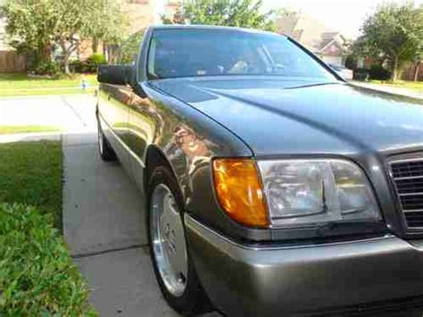 auto air conditioning repair 1992 mercedes benz s class auto manual find used 1992 mercedes benz 600sel base sedan 4 door 6 0l s600 v12 500 420 350 300 in pearland