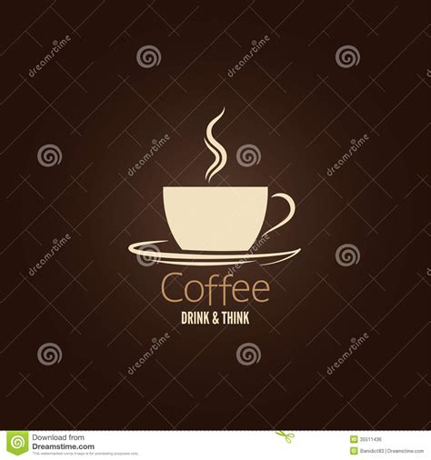 coffee shop background pattern royalty free vector image coffee cup design background stock vector image 35511436