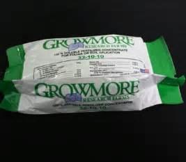 Harga Pupuk Daun Growmore jual pupuk growmore 32 10 10 100 gram bibitbunga