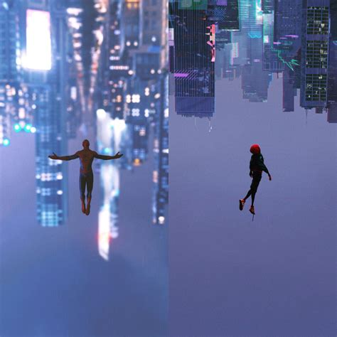 nedlasting filmer spider man into the spider verse gratis had to recreate this iconic shot from the spider man into