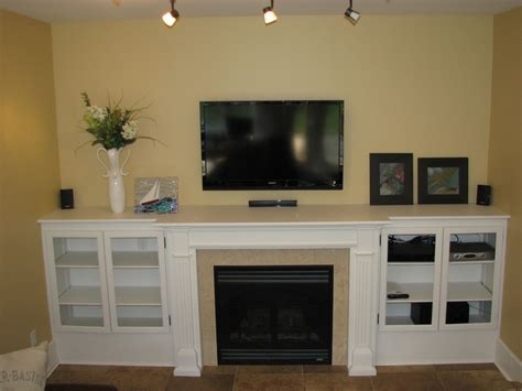 Fireplace Mantel Bookshelves by 12 Best Images About Living Room Fireplace With Built In