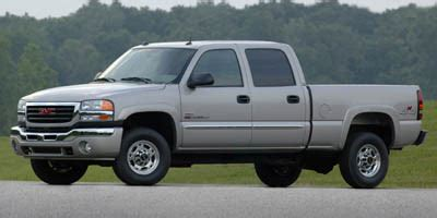 2005 gmc sierra 2500hd review ratings specs prices and photos the car connection