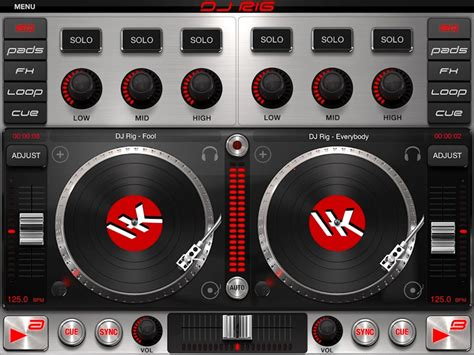 dj app for android the best dj apps for ios and android smart devices the wire realm