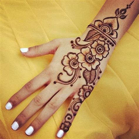 90 stunning henna tattoo designs to feed your temporary