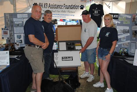 how we help pa k9 assistance foundation