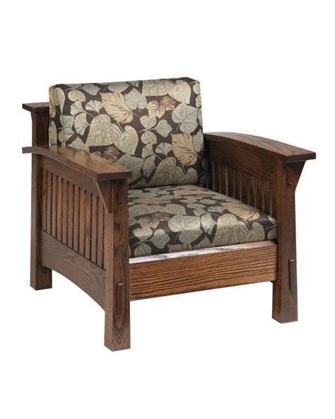 amish recliners country mission chair amish furniture designed
