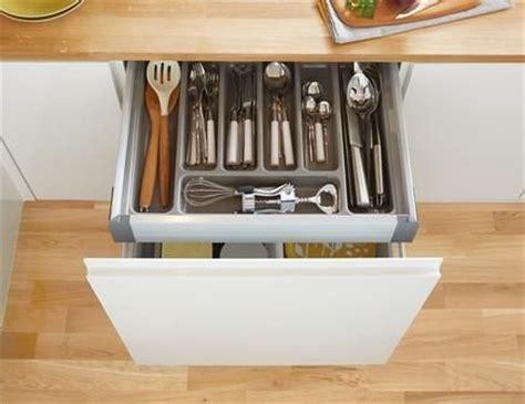 Kitchen Drawer Organizer Howdens Storage Drawer To Suit Standard Kitchens