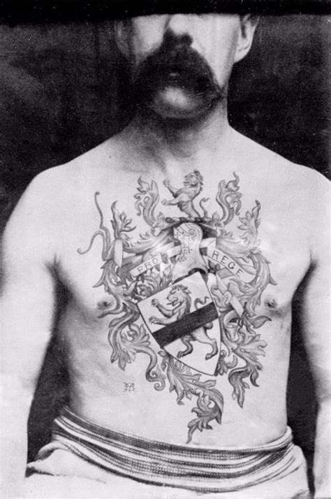 tattoo history england how this man became the first established tattoo artist in